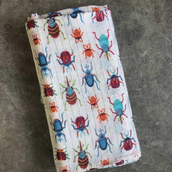 Beetle Printed Sarong